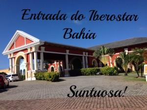 Entrada Iberostar Bahia